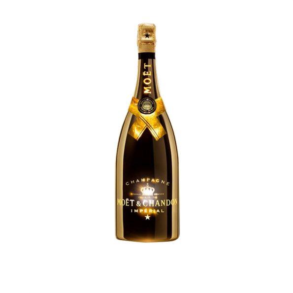 Moet & Chandon Gold Bright Night Shampanjë 1.5L