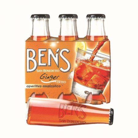 San Benedetto Bitter me Ginger 0.125L