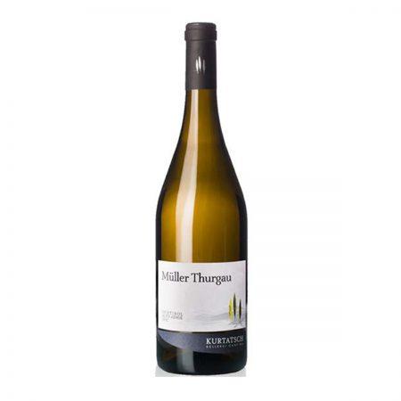 Kurtatsch Muller Thurgau Alto Adige 2015 0.75L 13%