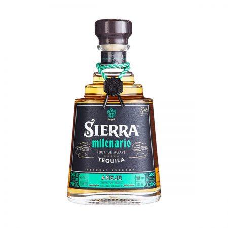 Tequila Sierra Milenario Anejo 0.7L