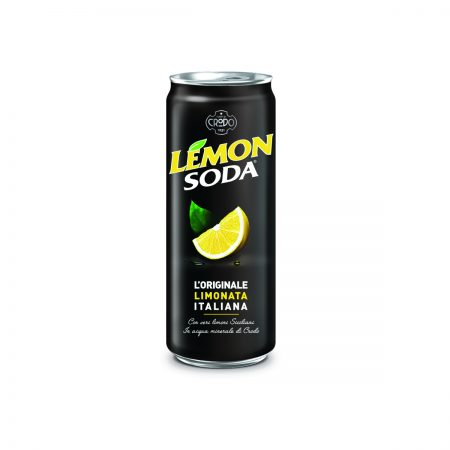 Lemon Soda Kanace 0.33L