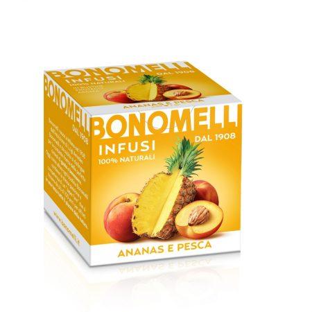 Bonomelli Çaj Ananas dhe Pjeshkë 10 Bustina