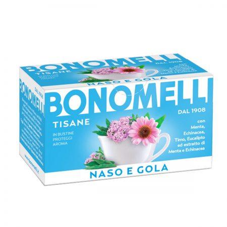 Bonomelli Çaj për Ftohje 16 Bustina