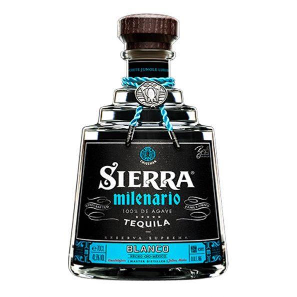 Tequila Sierra Milenario Blanco 0.7L