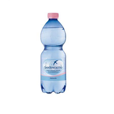 San Benedetto Ujë Natyral 0.5 L