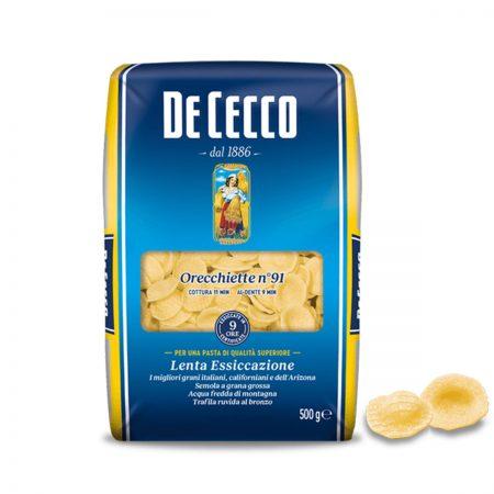 De Cecco Orecchiette 91 500 Gr