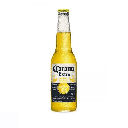 Corona Birrë Bjonde Shishe 0.355L