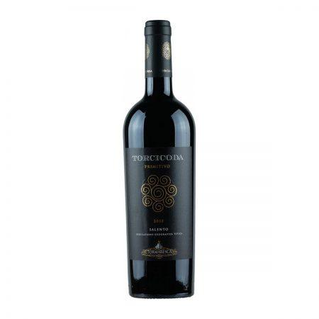 Tormaresca Torcicoda Primitivo Salento 2015 0.75L