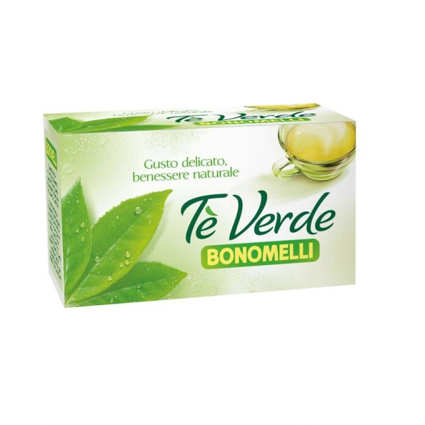 Bonomelli Çaj Jeshil 12 Bustina