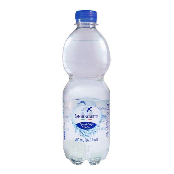 San Benedetto Ujë i Gazuar 0.5 L