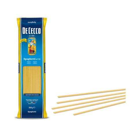 De Cecco Spagheti 500 Gr