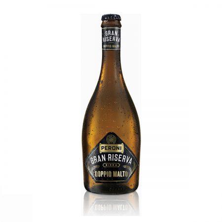 Peroni Gran Riserva Birrë Doppio Malto Shishe 0.5L