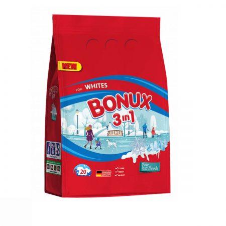 BONUX POLAR ICE FRESH 2KG (20 LARJE)
