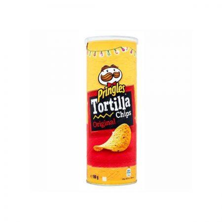 PRINGLES PATATINA TORTILLA ORIGINAL 19X160GR