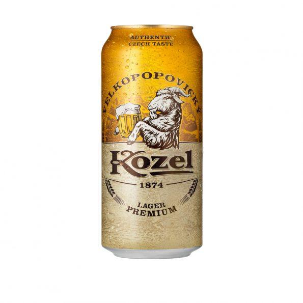 Kozel, Kanaçe 0.5L