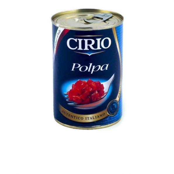 Cirio Tul Domatesh 400 Gr