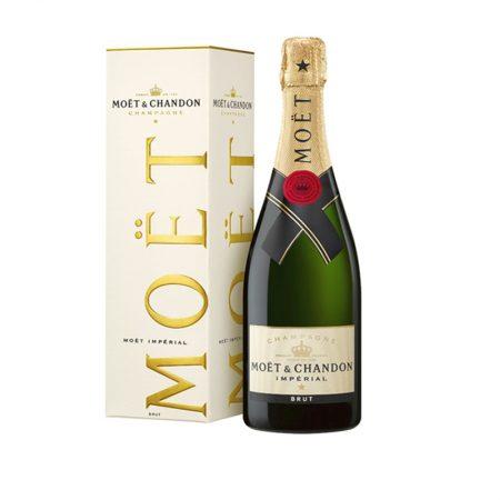 Moet & Chandon Brut Imperial Shampanjë 0.75L në Kuti