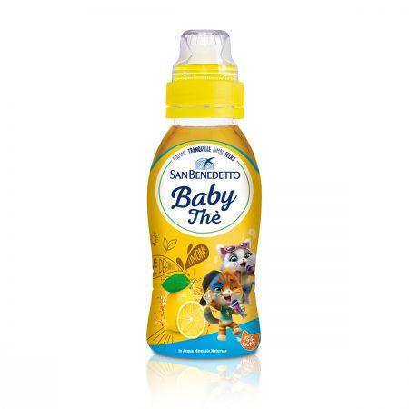 San Benedetto Çaj Limoni për Femijë pa Kafeinë Pet 0.25L