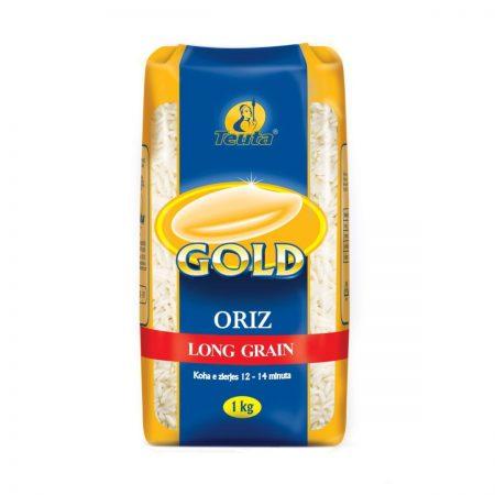 Teuta Oriz Gold long grain f.k. 1 kg