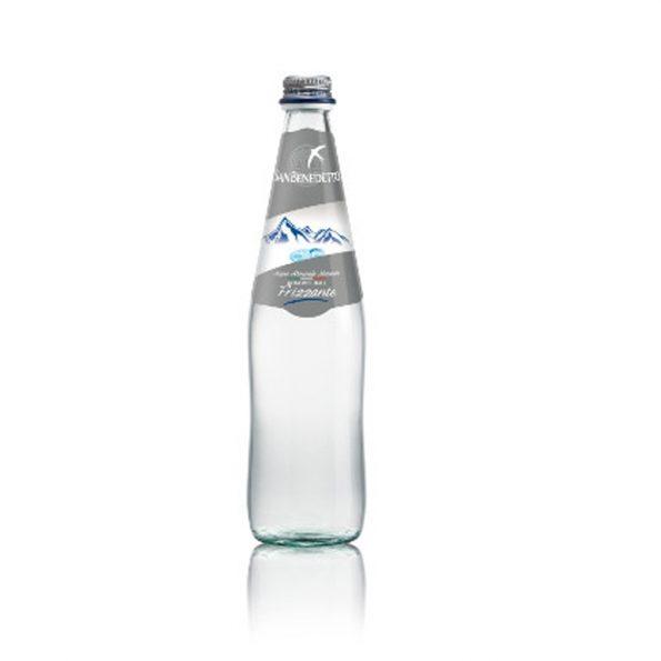 San Benedetto Ujë I Gazuar 0.25 L