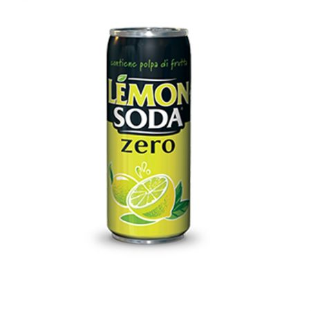 Lemon Soda Zero 0.33 L