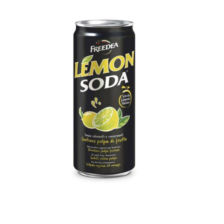 Lemon Soda 0.33 L