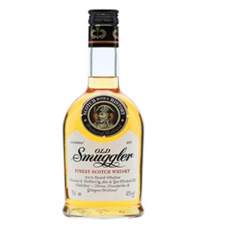 Old Smuggler 0.7L