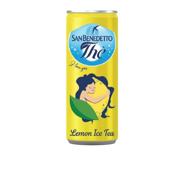 San Benedetto Çaj Limoni 0.33 L