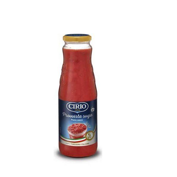 Cirio Salcë Provvista 700 Gr