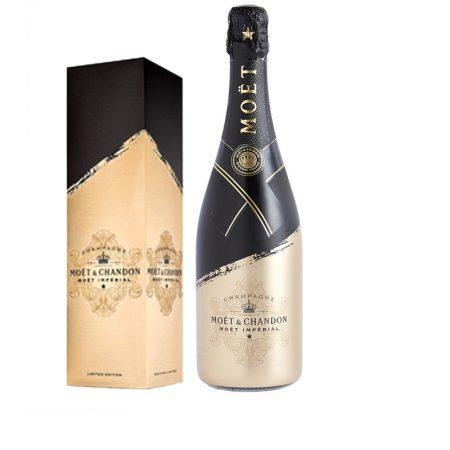 Moet & Chandon Brut Imperial Signature 2020 Shampanjë 0.75L në Kuti