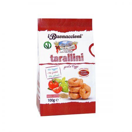 TARALL'ORO TARALL'ORO Tarallini Pizza 100g