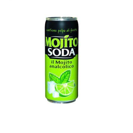 Mojito Soda 0.33 L