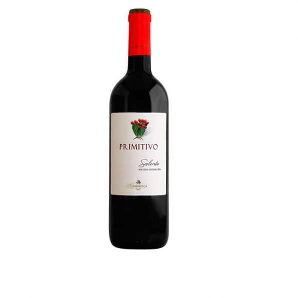 Tormaresca Primitivo Salento 2014 0.75L