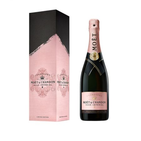 Moet & Chandon Rose Imperial Signature 2020 Shampanjë 0.75L në Kuti