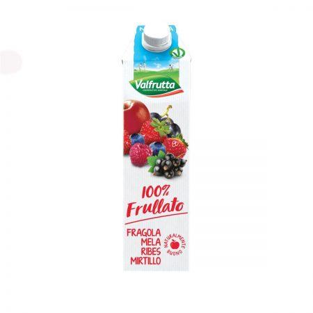 Valfrutta Frullato Fruta Pylli Tetrapak 1L x6Cp