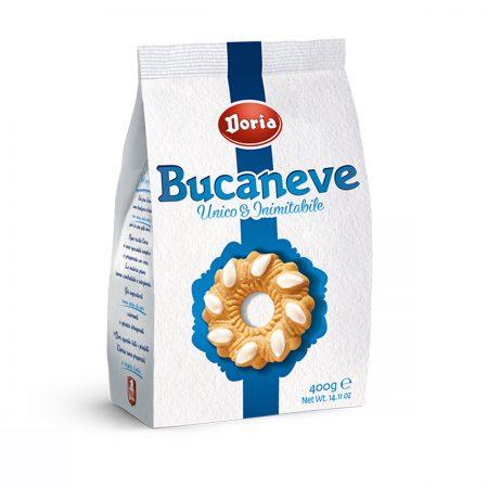 Doria Biskote Bucaneve Frolino, Paketim 400Gr
