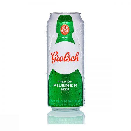 Grolsch Birre Bjonde, Kanaçe 0.5L