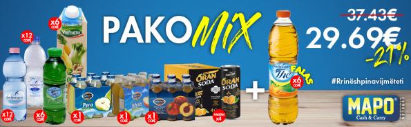 Pako Mix Lengje