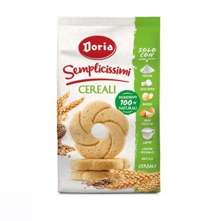 Doria Biskota Semplicissimi Cereale, Paketim 280G