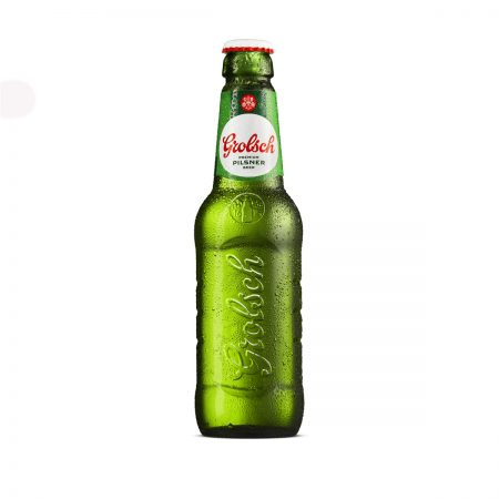 Grolsch Birre Bjonde Shishe 0.45L 5% x20Cp