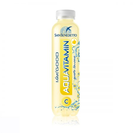 San Benedetto Uje Limoni me Vitamina Pet 0.4L x12Cp