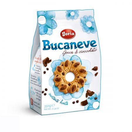 Doria Biskote Bucaneve me Copeza Cokollate Paketim 350Gr