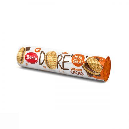 Doria Biskote Cokollate Lajthi Paketim 150G