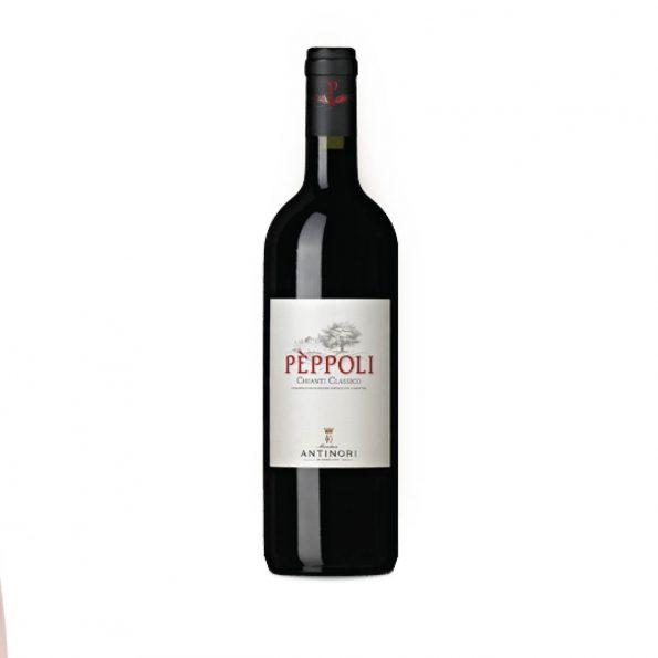 Antinori Peppoli Chianti Classico 2017 0.75L
