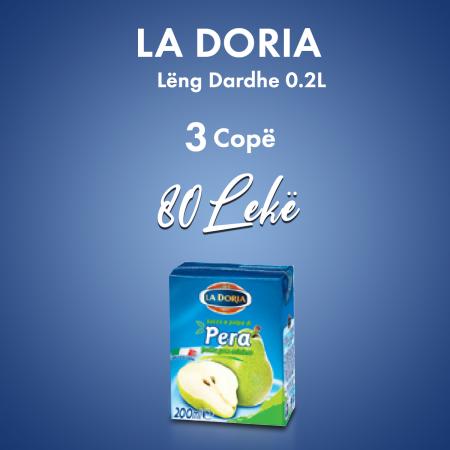 3 La Doria Leng Dardhe Tetrapak 0.2L