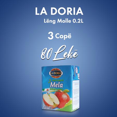 3  La Doria Leng Molle Tetrapak 0.2L