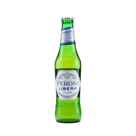 Peroni Nastro Azzurro Libera Birre Joalkolike Shishe 0.33L