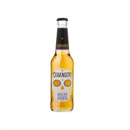 Cubanisto Birre me Rum Shishe 0.33L