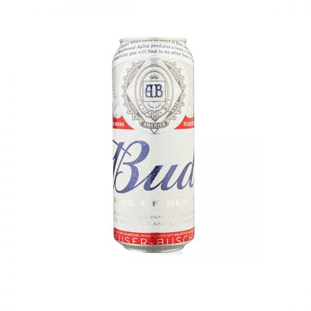Bud Birre Bjonde Kanace 0.5L