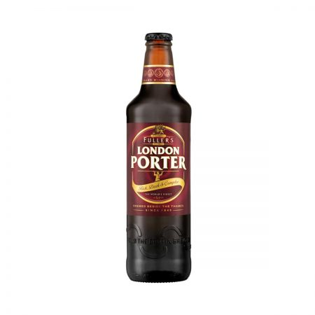 London Porter Dark Shishe 0.5L 5.4%